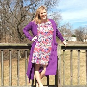 Floral Carly Dress